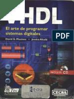 VHDL El Arte de Programar Sistemas Digitales (Maxinez - Alcala)