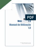 WebCenter 2.0 - Manual de Utilização 1.0