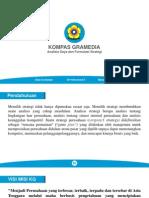 Presentasi Manajemen Strategis Pt Kg