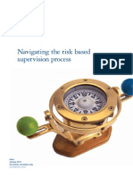 Thought Leadership - Navigating the Risk Based Supervision Process