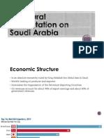 A Cultural Presentation on Saudi Arabia