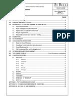 C VE ENG PR 5.4 Conveyor Equipment Safeguarding 2013