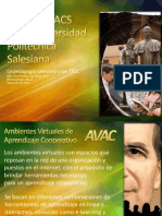 Uso de AVACS en La Universidad Politécnica Salesiana