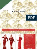 Catalog of jubah