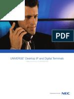 Univerge Desktop Terminal