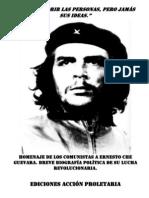 Homenaje a Ernesto Che Guevara