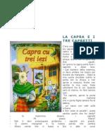 Capra Cu 3 Iezi Italiana