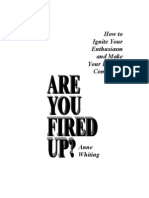 Are You Fired Up