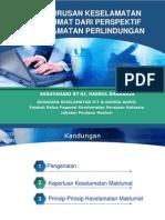 Pengurusan Keselamatan Maklumat 2013