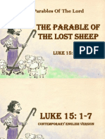 The Parable of the Lost Sheep Preaching