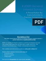 CPSY 607 Kuder Test Presentation(97-03)