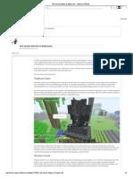MinecraftForum.net - The Secret History of Minecraft