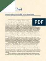 Adler Alfred-Psihologia Scolarului Greu Educabilalfread Fsfsfs