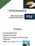 Termodinamica Clase 1