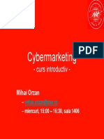 CURS CYBERMARKETING ASE