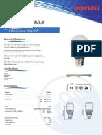 Baiyiled Fld Led Bulb