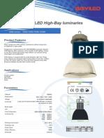 BAIYILED GKB LED HIGHBAY LAMP