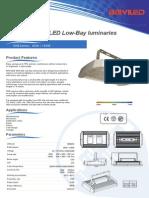 BAIYILED SDB LED Lowbay Lamp
