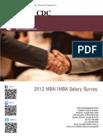 2012+MBA+Salary+Survey+