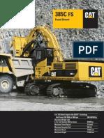 CAT Front Shovel 385C