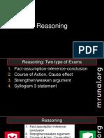 GPSC L5 P3 Reasoning & English