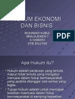 hukum bisnis