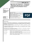 ABNT - NBR - NM 272 - Seguranca de Maquinas - Protecoes - Requisitos Gerais Para O Projeto E Construcao