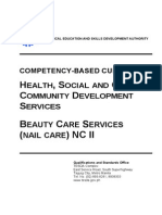CBLM CORE 2 Beauty Care doc | Nail (Anatomy) | Wound