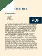 Alejo Carpentier-Harpa Si Umbrareder