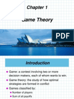 Chapter01 Game Theory