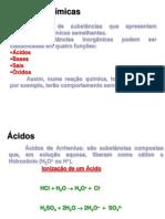 Aula 7 - Funcoes Inorganicas - Aula Apresentacao 20130521143629