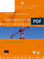 Procedure tecnico-amministrative per la realizzazione di opere di difesa del suolo