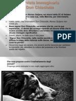 Intervista a Don Chisciotte