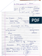 Electromagnetics Notes for Gate Exam