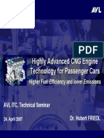 CNG Engine Technology for Passenger Cars_Dr Hubert Friedl