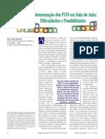 Implementação dos PCN em sala de aula - dificuldades e possibilidades.pdf
