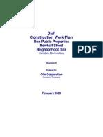 Construction Work Plan Draft_Rev0_27Feb09