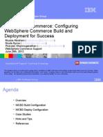 WSTE-Configuring WCBD Mussie Nicola Piraveen