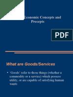 CD Saved Marketing Concept of Basic n Modern Marketing > Basic eco concepts
