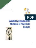 AED07 - Evaluacion de Proyectos