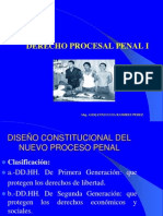 Derecho Procesal Penal -Principios