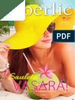 Faberlic katalogas 2014 Nr.9
