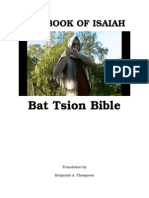 Book of the Prophet Isaiah