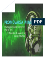 Promovarea in Radio