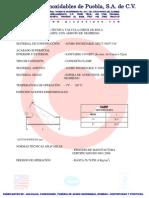 Ficha Tecnica Valvula CA45BY