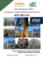901110 Norma Copel Edifícios de Uso Coletivo