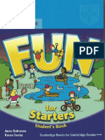 Fun Starters 2nd Edition