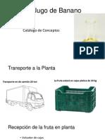 Catálogo de Conceptos (1) Jugo Banano
