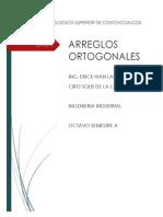 Diseño Ortogonal