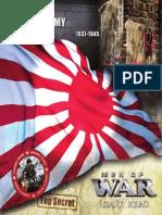Men of War Japan